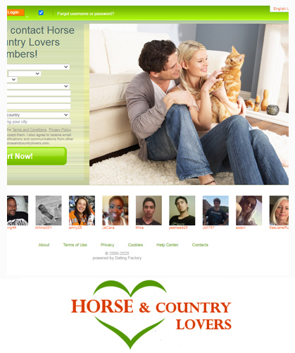 Horse And Country Lovers