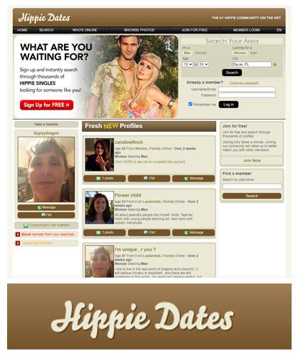 Hippie Dates