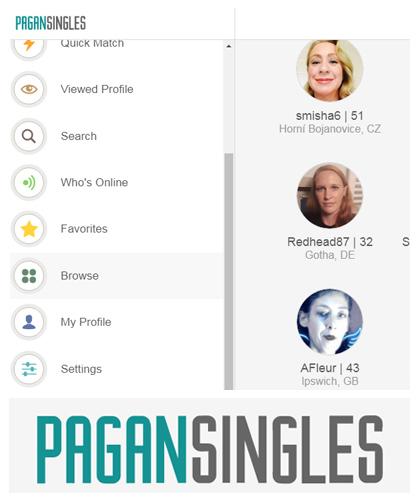 Pagan Singles