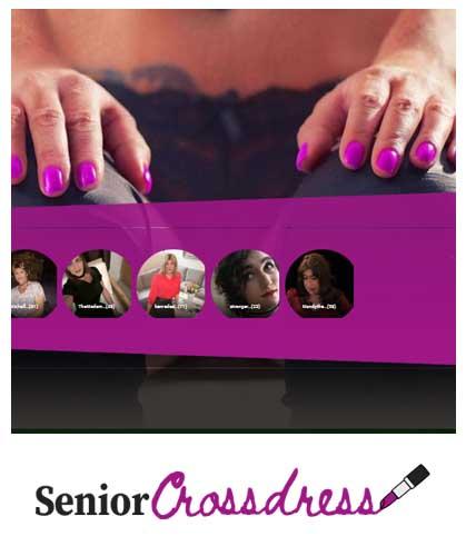 Senior Crossdress