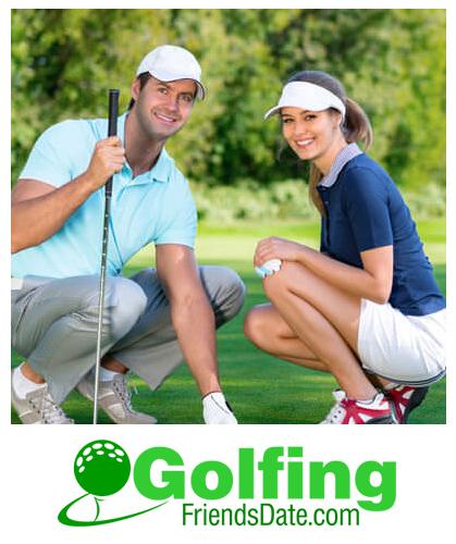 Golfing Friends Date