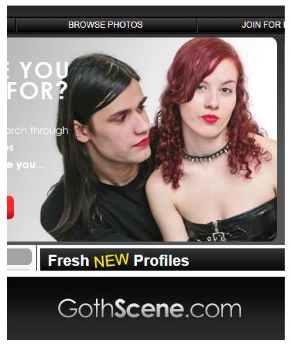Goth Scene