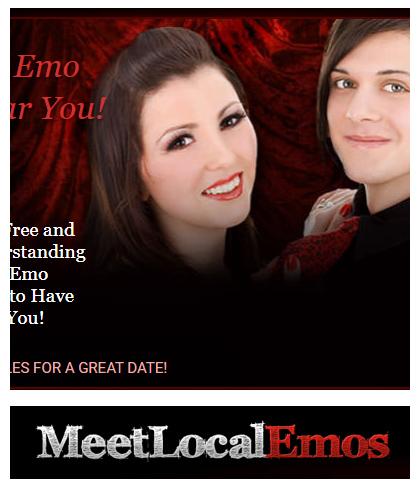 Where to meet emo girls
