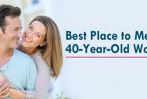 Best Place to Meet 40-Year-Old Woman